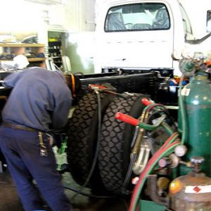 Chassis Repair & Fabrication - Trucks, Semi RVs, Commercial Vehicles & Trailers