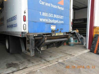 Cargo Doors - Installation, Conversions & Repairs