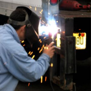 Welding & Fabrication Services - Custom, Mobile & Field Welding