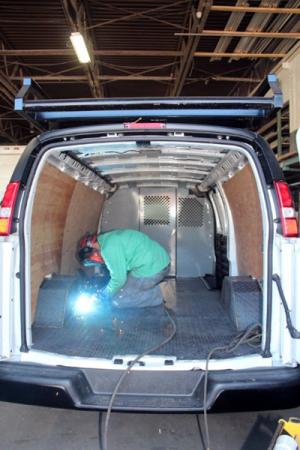 Welding & Fabrication Services - Custom, Mobile & Field Welding