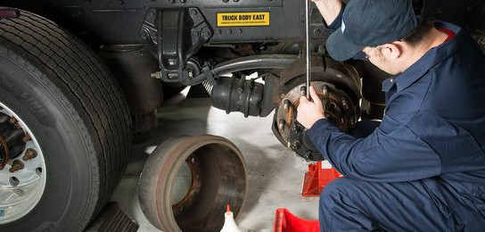 Mechanical Services - Brakes & Suspension Repair Service
