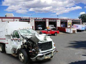 Truck Collision Repairs - Full Service Truck Repair Facility.