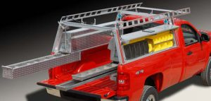 Installation, Fabrication, Repair and Replacement of truck custom racks and tool boxes.