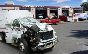 Truck collision repair – Truck Body East – Truck Body Repair, Collision, Fabrication & Rentals